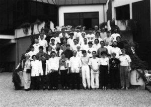 Le premier collège - Mulhouse, 1992